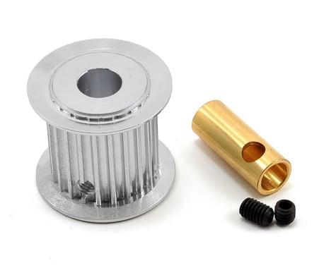 SAB Goblin Aluminum Motor Pulley (22T) (6/8mm motor shaft)