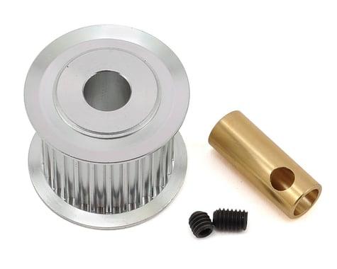 SAB Goblin Aluminum Motor Pulley (25T) (6/8mm Motor Shaft)