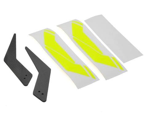 SAB Goblin Carbon Fiber Landing Gear (Yellow)