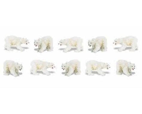 Safari Good Luck Mini Polar Bears