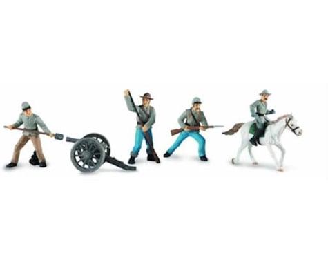 Safari 679104 Safari Confederate Soldiers Toobs: Collection 2