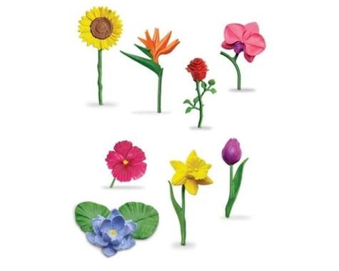 Safari 682904 Toob Flowers Toy Figure Playset