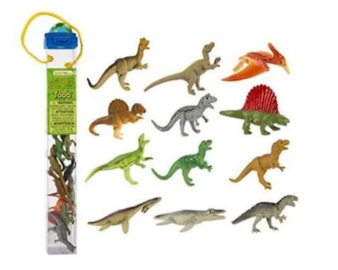 Safari 699004 Safari LTD Carnivorous Dinos Toob