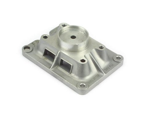 Saito Engines Rear Cover Motor Mount: AA