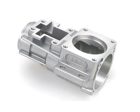 Crankcase with Breather: E