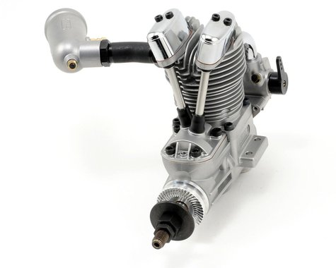 Saito Engines .82 AAC Four Stroke Glow Engine w/Muffler (New Case)