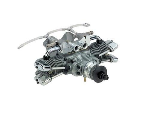 Saito Engines 182 Twin Cylinder Dual Plug: DD