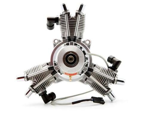 Saito Engines 60cc 3 Cylinder gas radial: CA