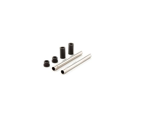 Saito Engines Pushrod Cover and Rubber Seal (2): CA