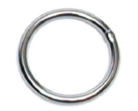 "Murray's Stainless Steel ring 2"" diameter"