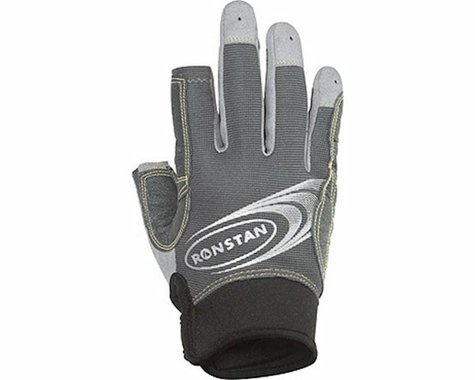 "Ronstan three finger ""Sticky"" Race Gloves (M)"