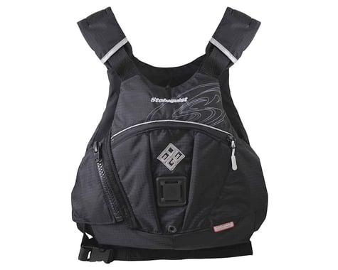 Stohlquist Edge Black Life Jacket (S/M)
