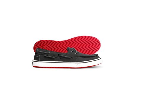 Zhik ZKG Shoe - Black/Red (8)