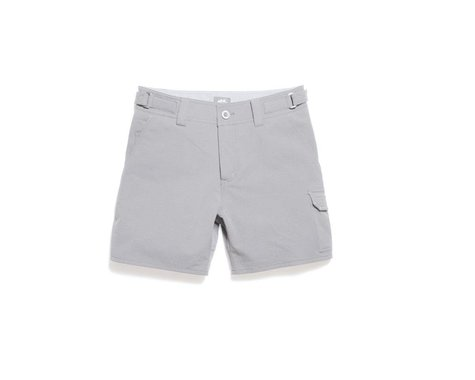 Zhik Technical Deck Short (Stone) (Women)