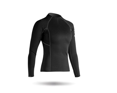 Zhik HydroPhobic Fleece 1/4Zip Top (Women) (L)