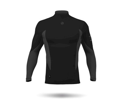 Zhik Spandex Top L/S (Black) (Men) (L)