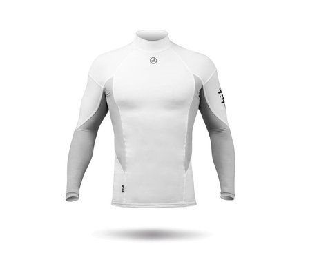 Zhik Spandex Top L/S (Crisp White) (Men) (2XL)