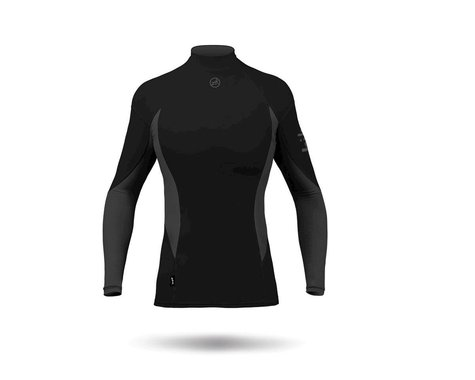 Zhik Spandex Top L/S (Black) (Women) (XL)