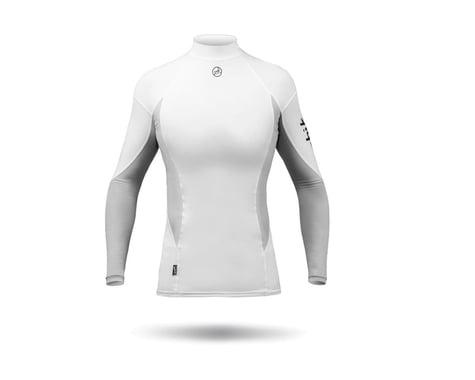 Zhik Spandex Top L/S (Crisp White) (Women) (XL)
