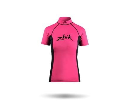 Zhik Spandex Top S/S (Pink)