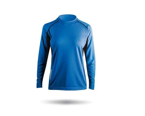 Zhik ZhikDry Long Sleeve Shirt (Blue) (Women)