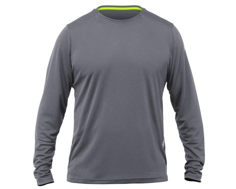 Zhik Dry Lite Long Sleeve Tech Top Grey (M)