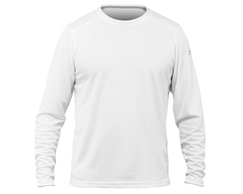 Zhik Dry Lite Long Sleeve Tech Top White (XL)
