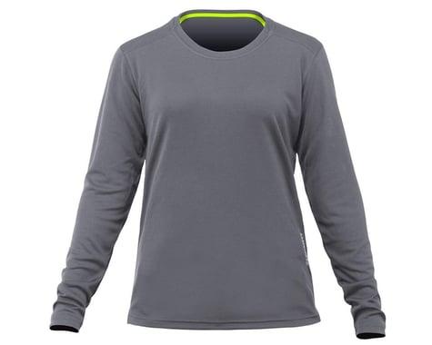 Zhik Dry Lite Long Sleeve Tech Top Womens Grey