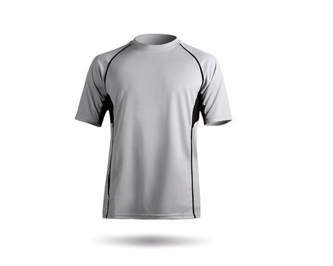 Zhik ZhikDry Short Sleve Shirt (Ash) (L)
