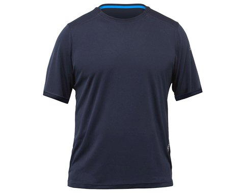 Zhik Dry Lite Short Sleeve Tech Top Mens Navy (L)