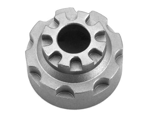 Samix Traxxas TRX-4 Aluminum Differential Case (Silver)