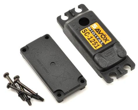 Savox SC1251 Upper/Lower Case Set w/Hardware