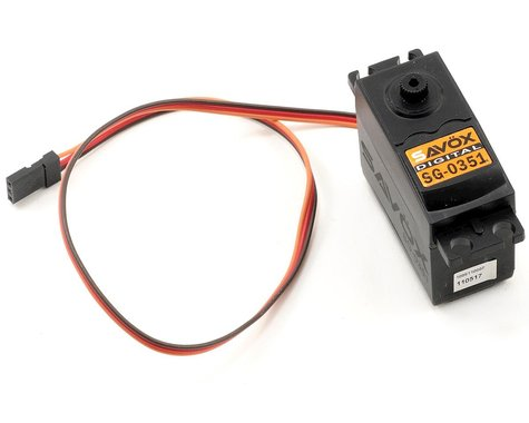 Savox SG-0351 Standard Digital Servo