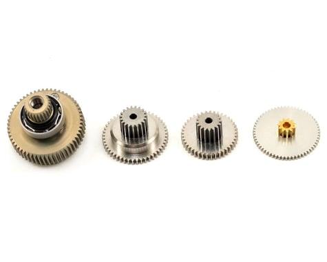 Savox SC1257TG Titanium Gear Set w/Bearing