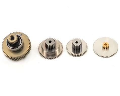 Savox SC1258TG Titanium Gear Set w/Bearing