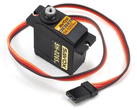 Savox SH-0265MG Digital Metal Gear Micro Servo