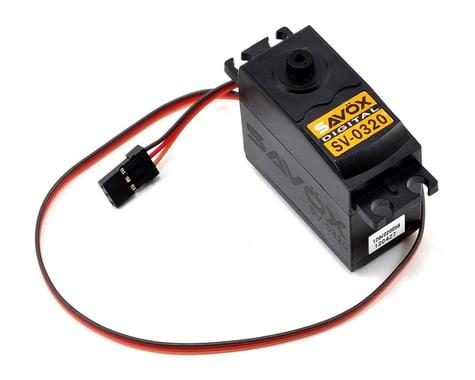 Savox SV-0320 Standard Digital Servo (High Voltage)