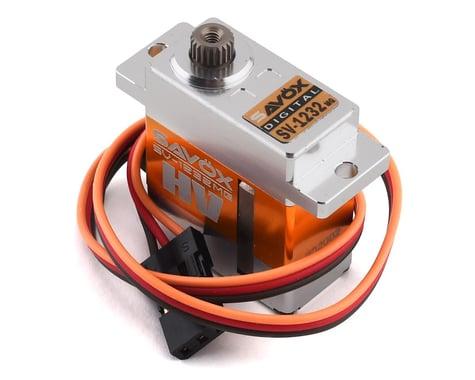 "Savox SV-1232MG Digital ""High Speed"" Micro Servo (High Voltage)"