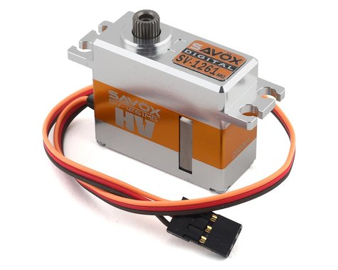 Savox SV-1261MG Mini Hi Torque Digital Servo (High Voltage)