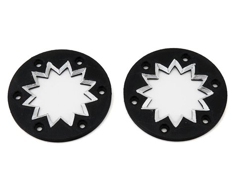 """Scale By Chris """"Spike"""" 6 Hole Beadlock Ring (2) (Pro-Line 2.2/3.0)"""