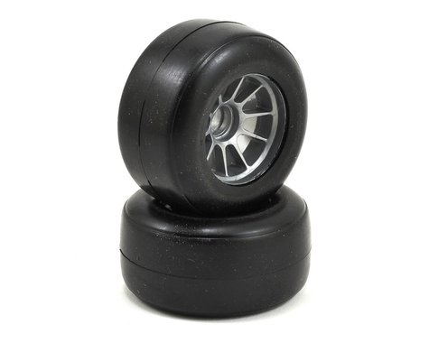Schumacher Shimizu 571 F1 Pre-Mounted Front Tires (2)