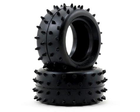"Schumacher ""Full Spike"" 1/10 Buggy Rear Tires (2) (Soft)"