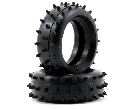"""Schumacher """"Full Spike"""" 1/10 Buggy Front Tires (2) (Soft)"""