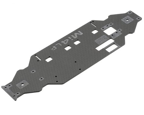 Schumacher 2.5mm Carbon Fiber Mi4LP Chassis