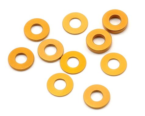 Schumacher 4x9mm Aluminum Spacers Set (10)