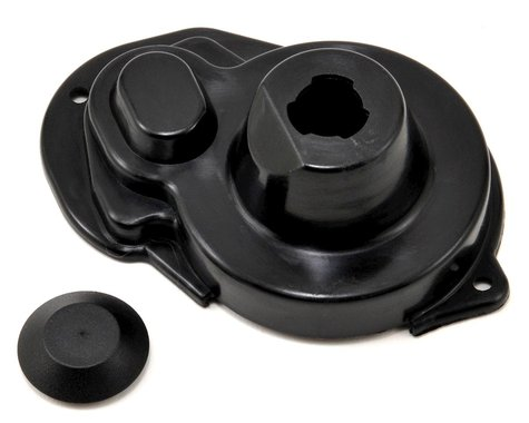 Schumacher Gear Cover & Plug