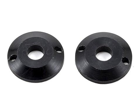 Schumacher 1.3mm Small Bore Taper Shock Piston (Bl
