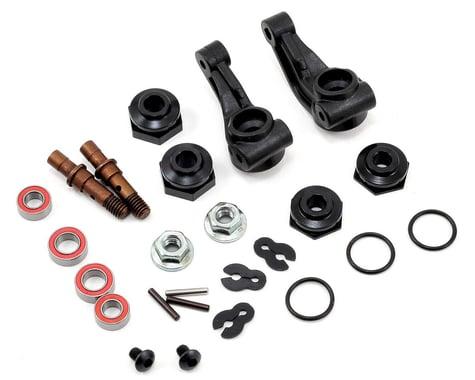Schumacher 12mm Front & Rear Hex Wheel Conversion Set