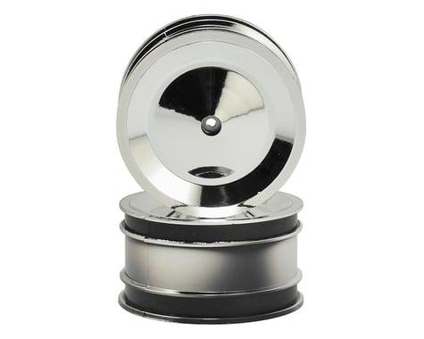 Schumacher CAT XLS Rear Wheel (Chrome) (2)