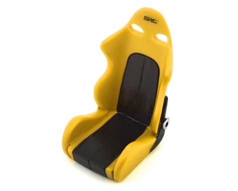 Sideways RC Scale Drift Bucket Seat V2 (Yellow)